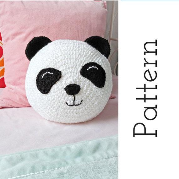 Felix the Fox Pillow Cover/Sleepover Bag Crochet pattern by ...   570x570