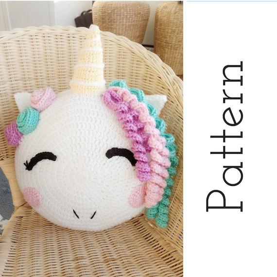 Unicorn/ unicorn gift/ crochet pattern/ unicorn pattern/ knit | Etsy