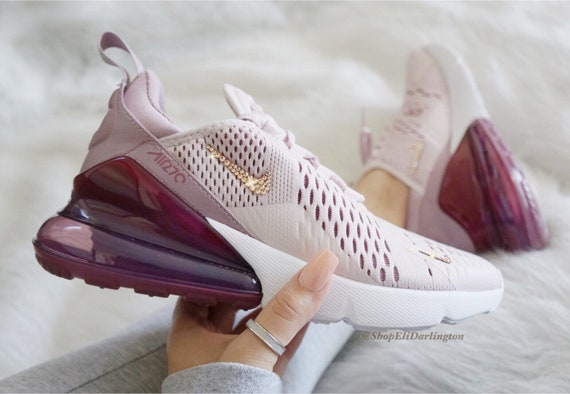 air max swarovski rose