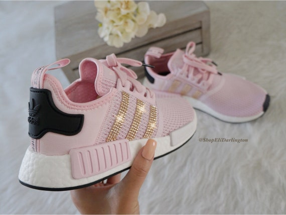 adidas rose gold nmd
