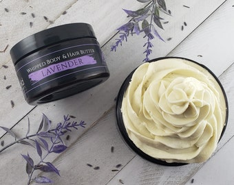 Lavender Whipped Body & Hair Butter
