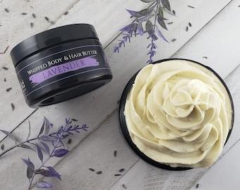 Lavender Whipped Body & Hair Butter
