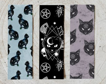 Cats Bookmarks