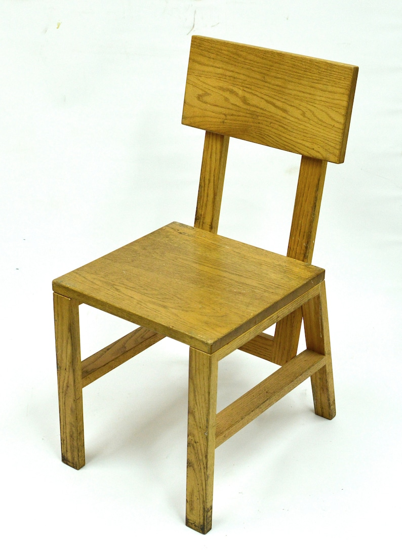Recycled Commercial Grade Wooden Restaurant Chairs