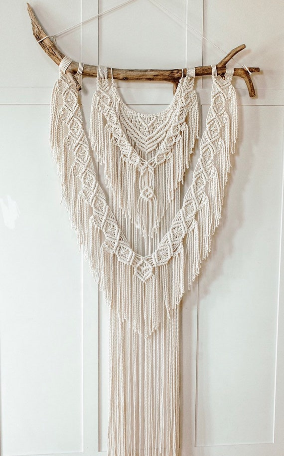 Made to Order Large Macrame