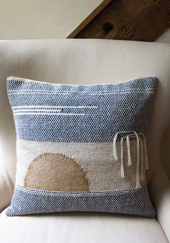 Handwoven Pillow