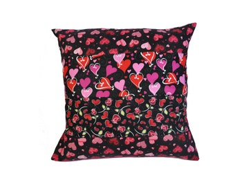Valentines Day Pillow cover - Home Decor