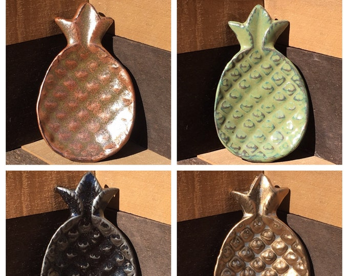 Featured listing image: Pineapple Spoon Rest