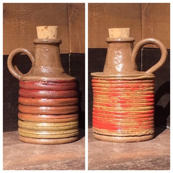 Set of two Jug/Bud Vases