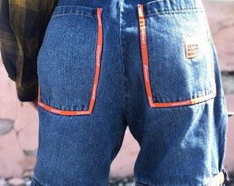 02106fe852 1990s 2000s Le Jean de Marithe Francois Girbaud Men's Jeans