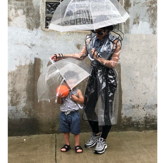 Clear Raincoat PREORDER - image 4