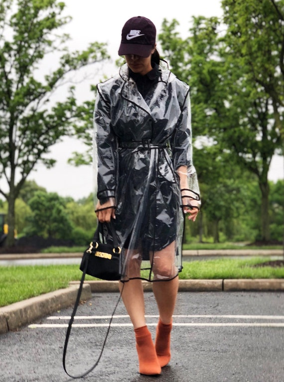 Clear Raincoat PREORDER