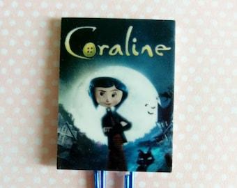 Coraline Planner Clip