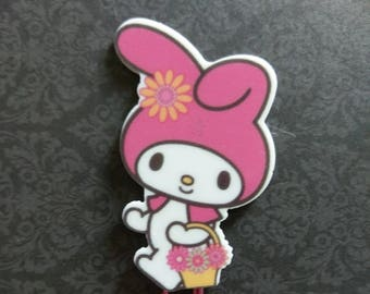 My Melody Planner Clip