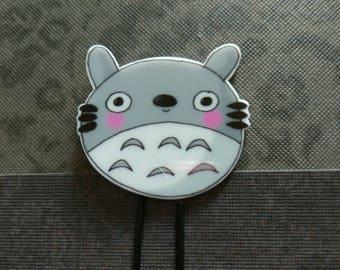 Totoro Planner Clip