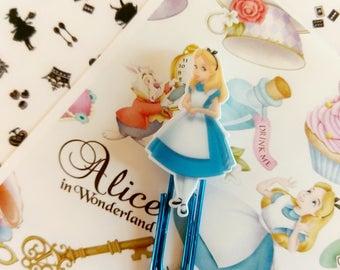 Alice Planner Clip