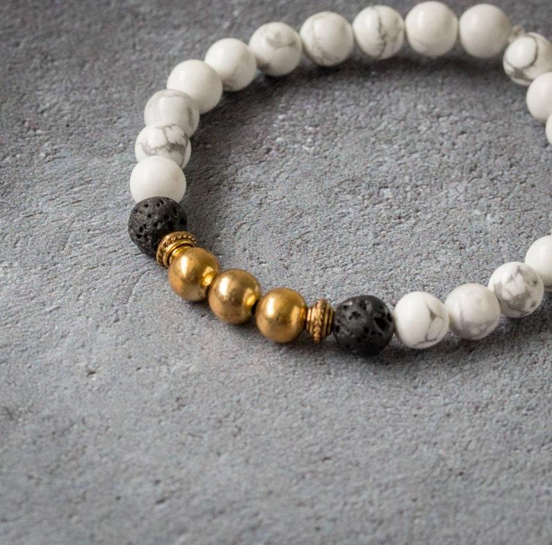 CALM Lava Bead Diffuser Bracelet  Diffuser Bracelet image 0