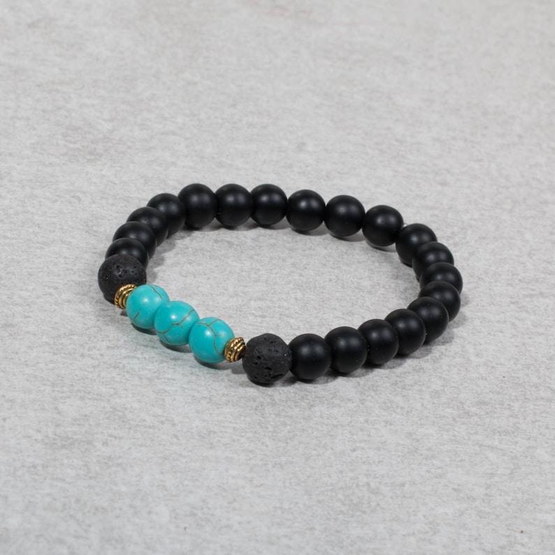 NURTURE & BLOOM Pregnancy Lava Bead Diffuser Bracelet  image 0