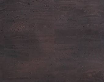 Cork Fabric Brown - EcoFriendly - Made in Portugal