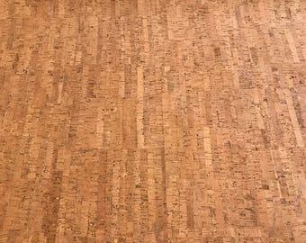Cork Fabric - Natural Cork - EcoFriendly - Made in Portugal