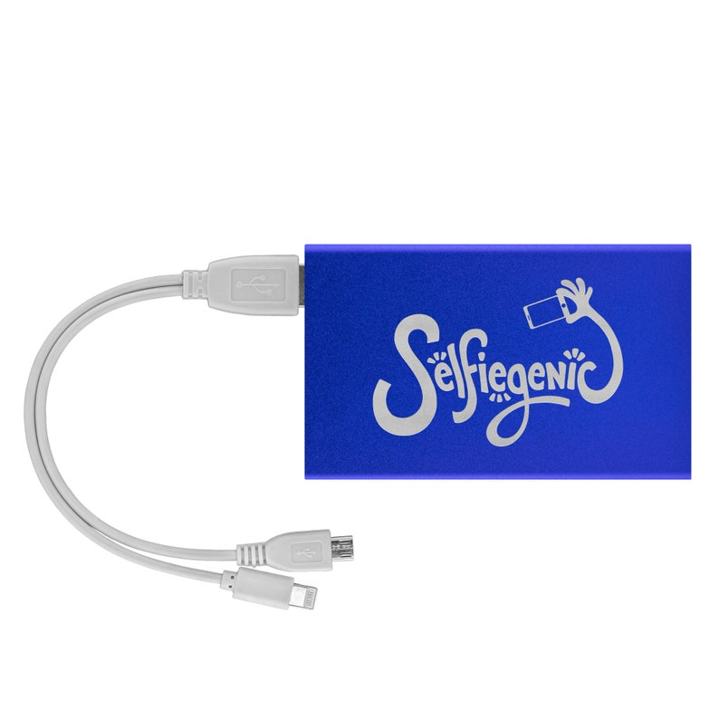 Power Bank Funny Time for a selfie Selfie Phone Charger No Filters Selfiegenic