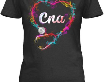 3ba23e4ca Awesome CNA Shirt - Gildan Women's Relaxed Tee