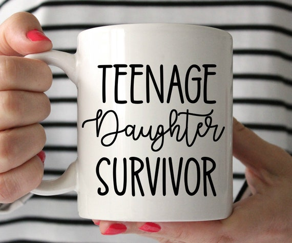Gift For Dad From Daughter Birthday Mug Funny
