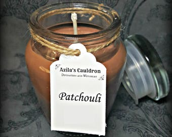Patchouli Soy Candle