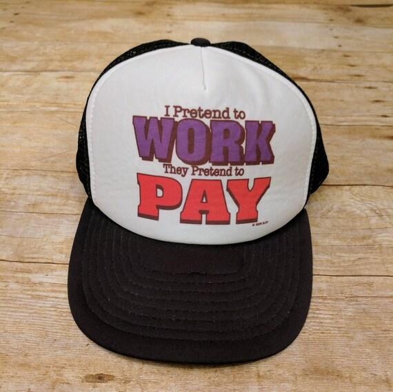 Trucker Baseball Hat Nissin Cap Black Purple Red I  9522bd737a5
