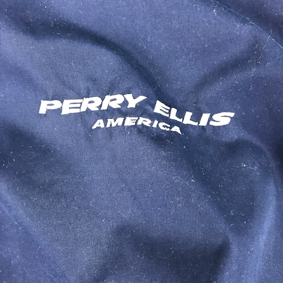 Vintage Perry Ellis America Windbreaker Jacket - image 2