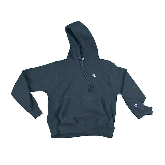 Vintage Champion Reverse Weave hoodie pullover swe