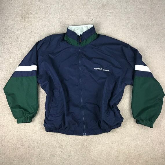 Vintage Perry Ellis America Windbreaker Jacket