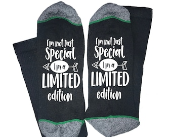 Best Girlfriend In The Galaxy Funny High Quality Vinyl Printed 100/% Cotton Socks Make A Great Gift