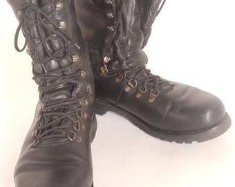 c1988c5381a1d Men's Boots - Vintage | Etsy UK