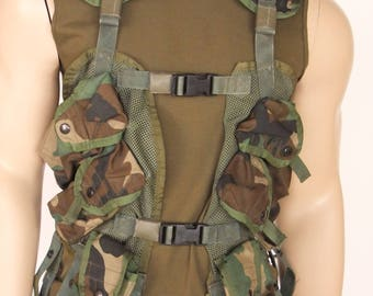 590e642135f00 Army surplus/military issue WW2 style battle dress jacket | Etsy
