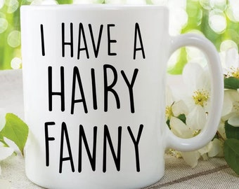 hairy fanny Her