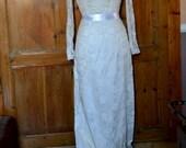 Vintage french wedding dress 60 39 s 70 39 s