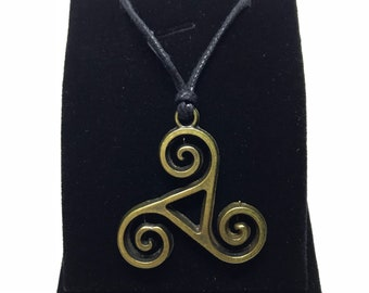 Reincarnation Rope Necklace