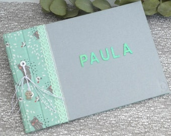 PAULA's Album or Book of signatures