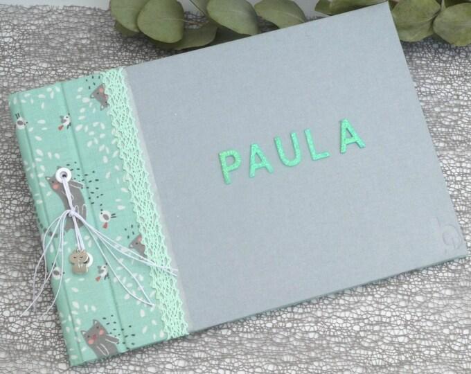 PAULA's Album or Book of signatures