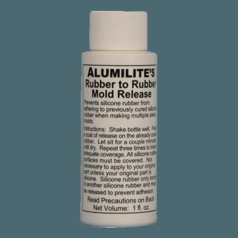Alumilite Rubber to Rubber Mold Release 1 oz