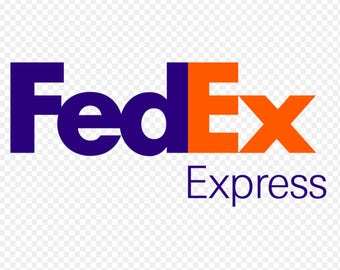 FEDEX Express Shipping only for United States and Canada