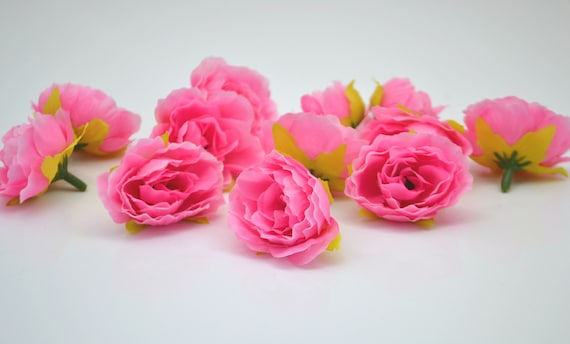 Silk artificial flowers mini flowers artificial rose flower etsy image 0 mightylinksfo