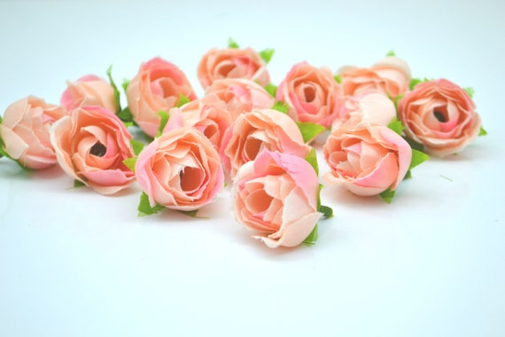 small roses silk artificial flowers artificial roses fake etsy