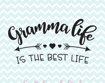 Download Grandma quote svg | Etsy