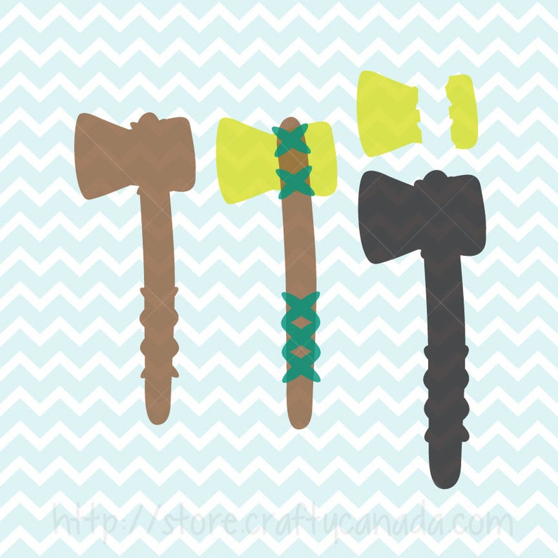 Tribal SVG Tribal Clipart Tomahawk Clipart Tomahawk SVG and PNG Cricut svg Commercial Use Silhouette svg