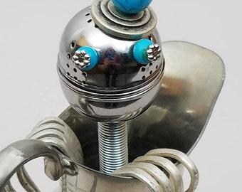"""Found Object Robot """"Tom"""""""