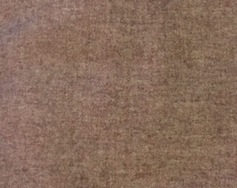 Beige wool Apparel Fabric