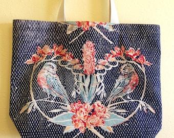 Bluebird of Optimism Tote bag