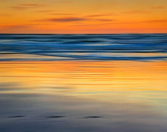 Impressionism Series - Take Only Photos, Leave Only Footprints